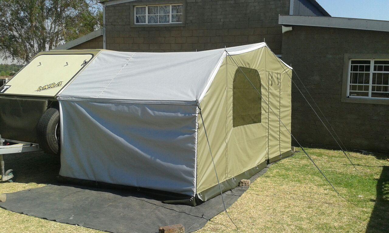Imagine Tent Left Side.
