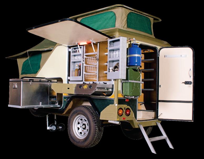 The Imagine Trailvan.