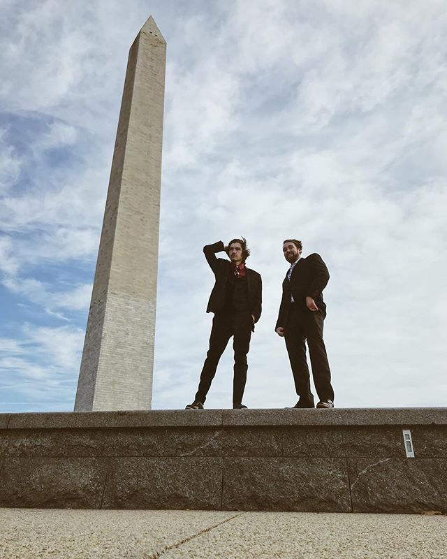 DC is pretty cool. Have you been here?