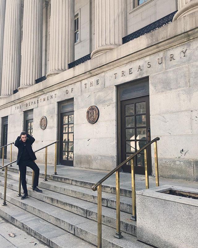 💎Secure the bag at the DC Treasury  PC📸: @matt_dejesu