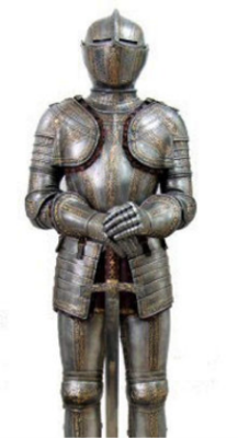 Individual Protection - Medieval Style.