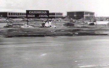 Casuarina High School, NT, 1974.