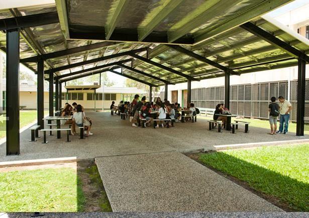 Casuarina Secondary College.