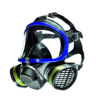 The Dräger X-plore® 5500 full face mask