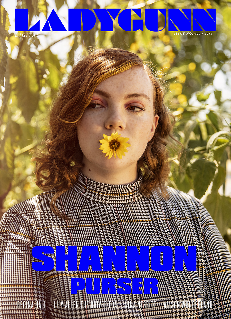 Shannon Purser | LADYGUNN Magazine
