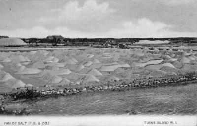 Salt Pans in the 1900s