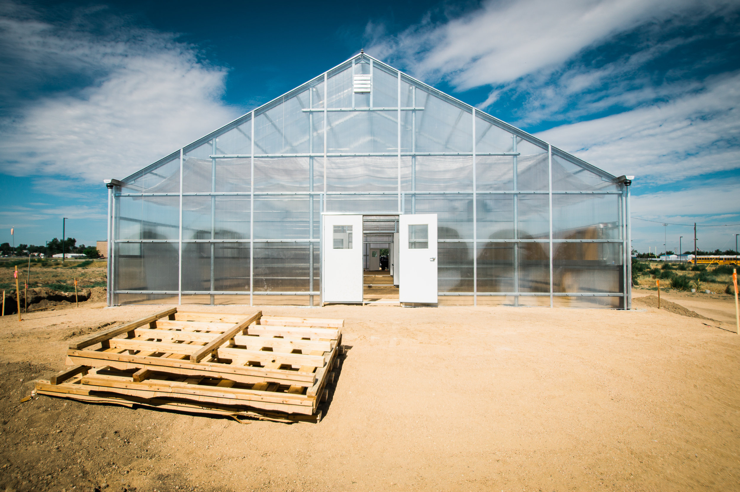 Photo Credit: Jeff Nardoni (Eclipse Greenhouse Construction)