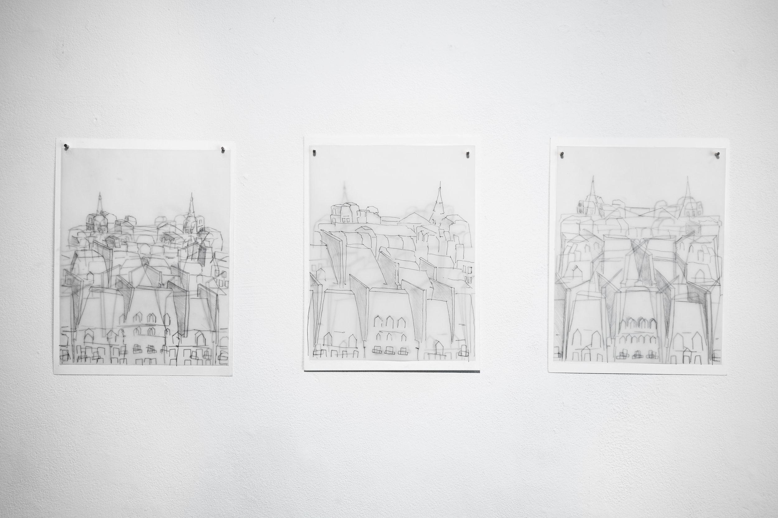 """""""From Pompidou"""" by Jessica Brassuer"""