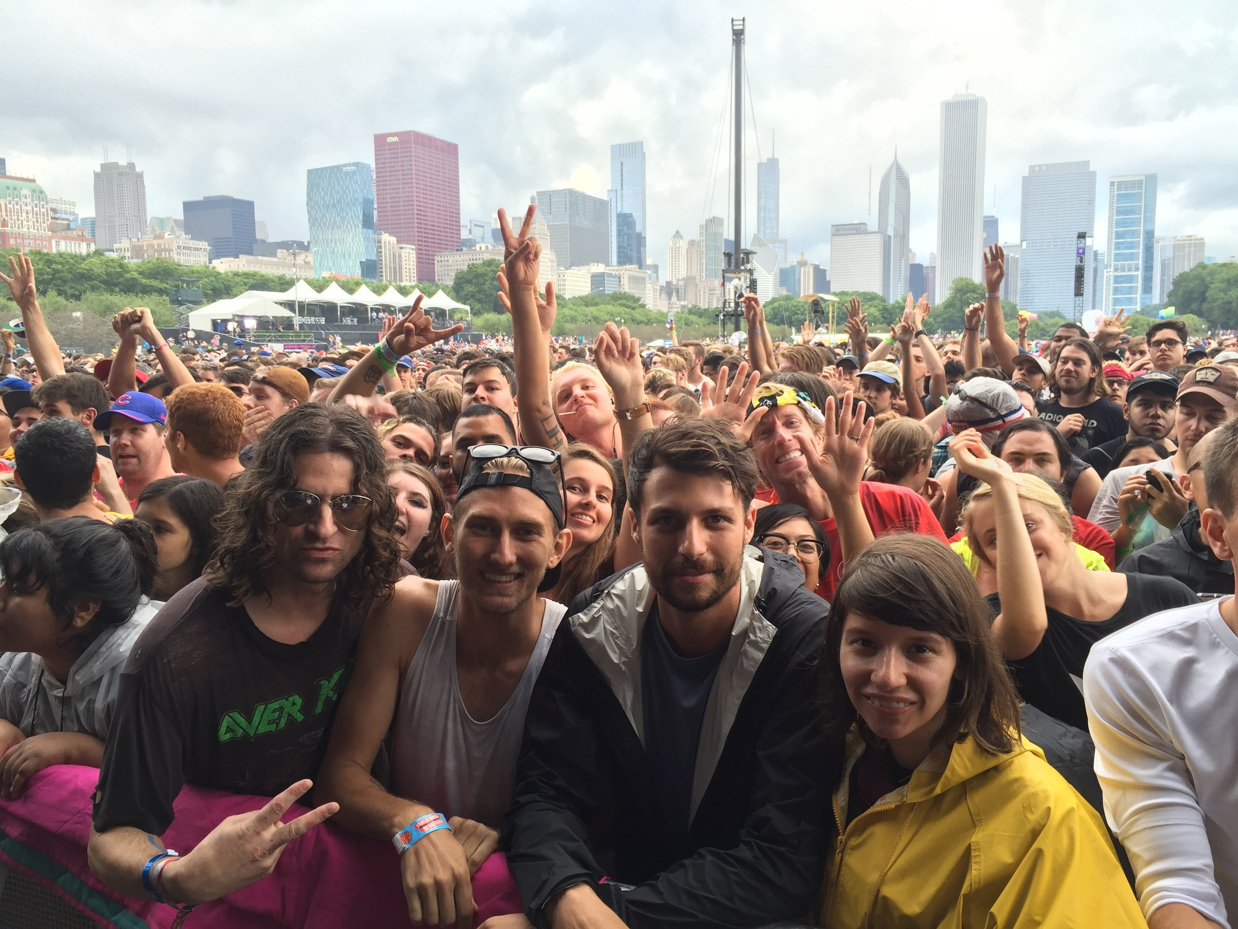 Lollapalooza, Chicago - July 29