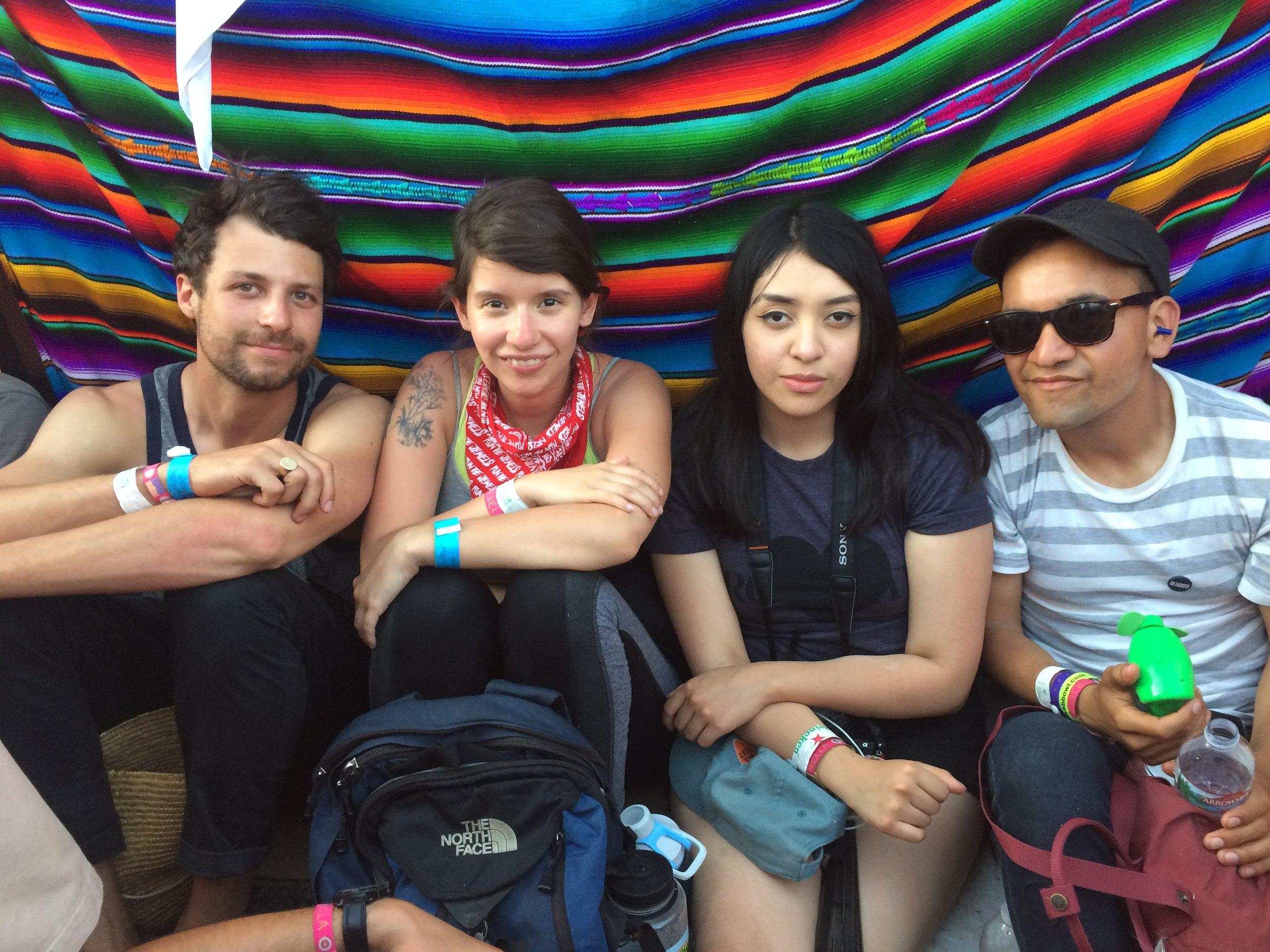 Coachella, Indio - April 20