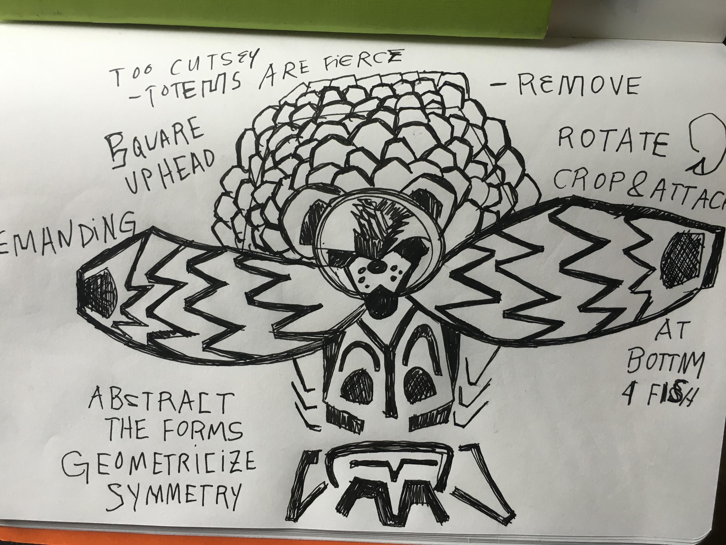 Sketchbook: Design is where Mistakes Happen.