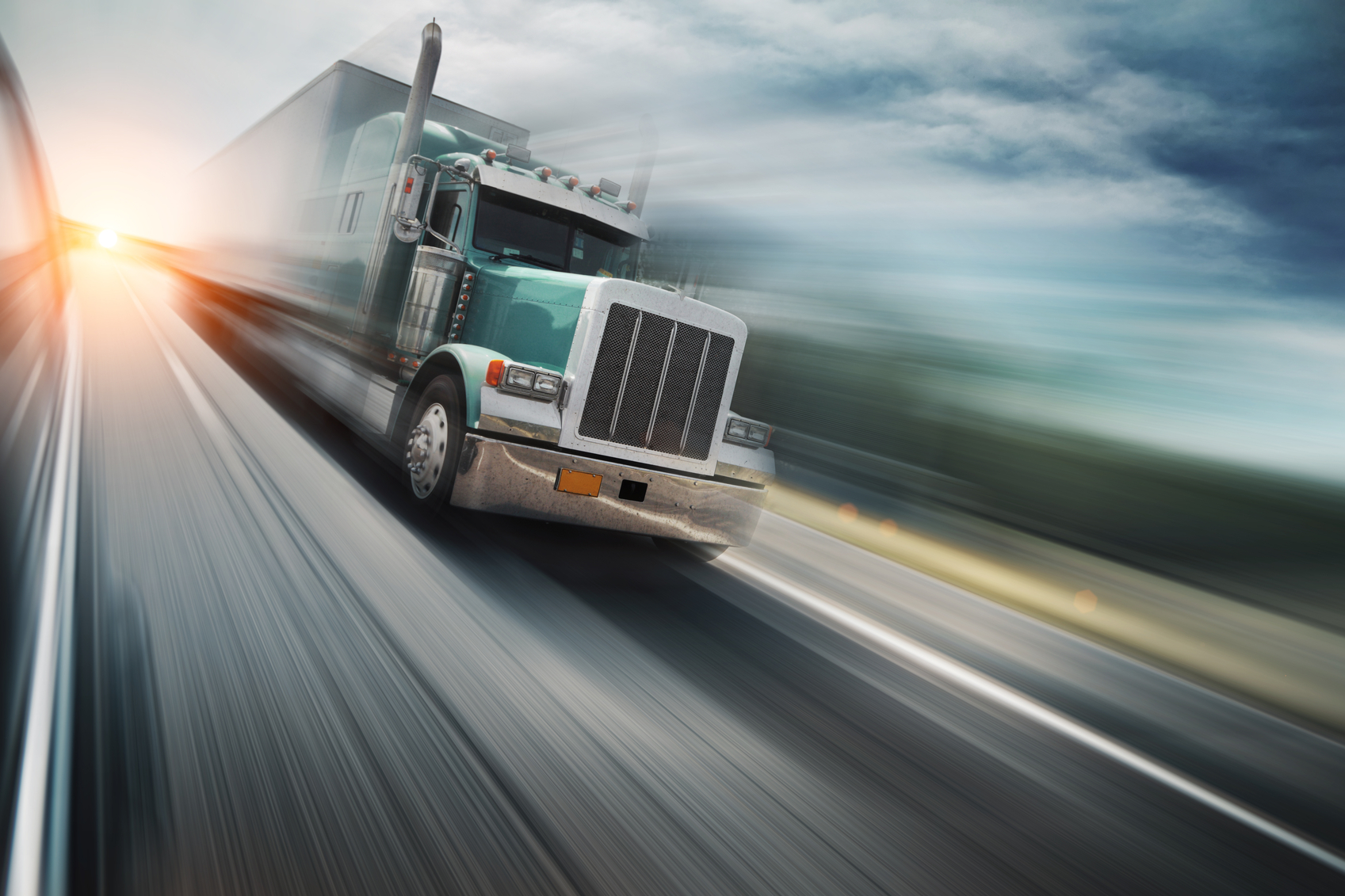 OOD - Truck Insurance Quote - Speeding Truck