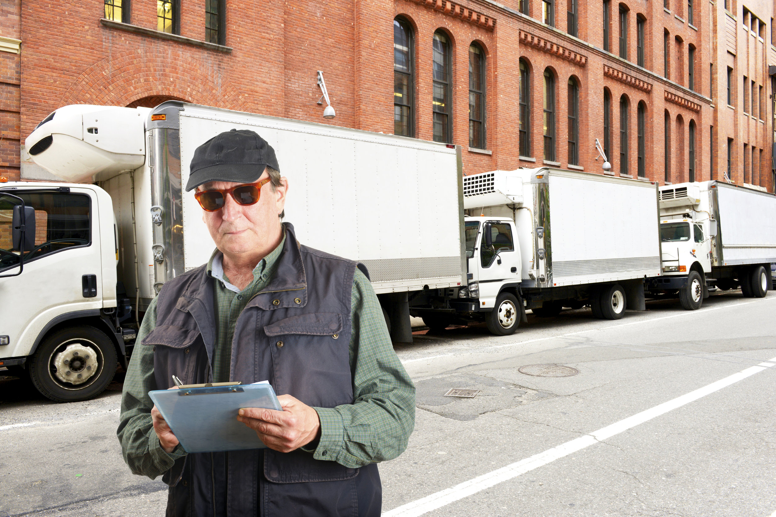 Commercial Truck Insurance - Inspection