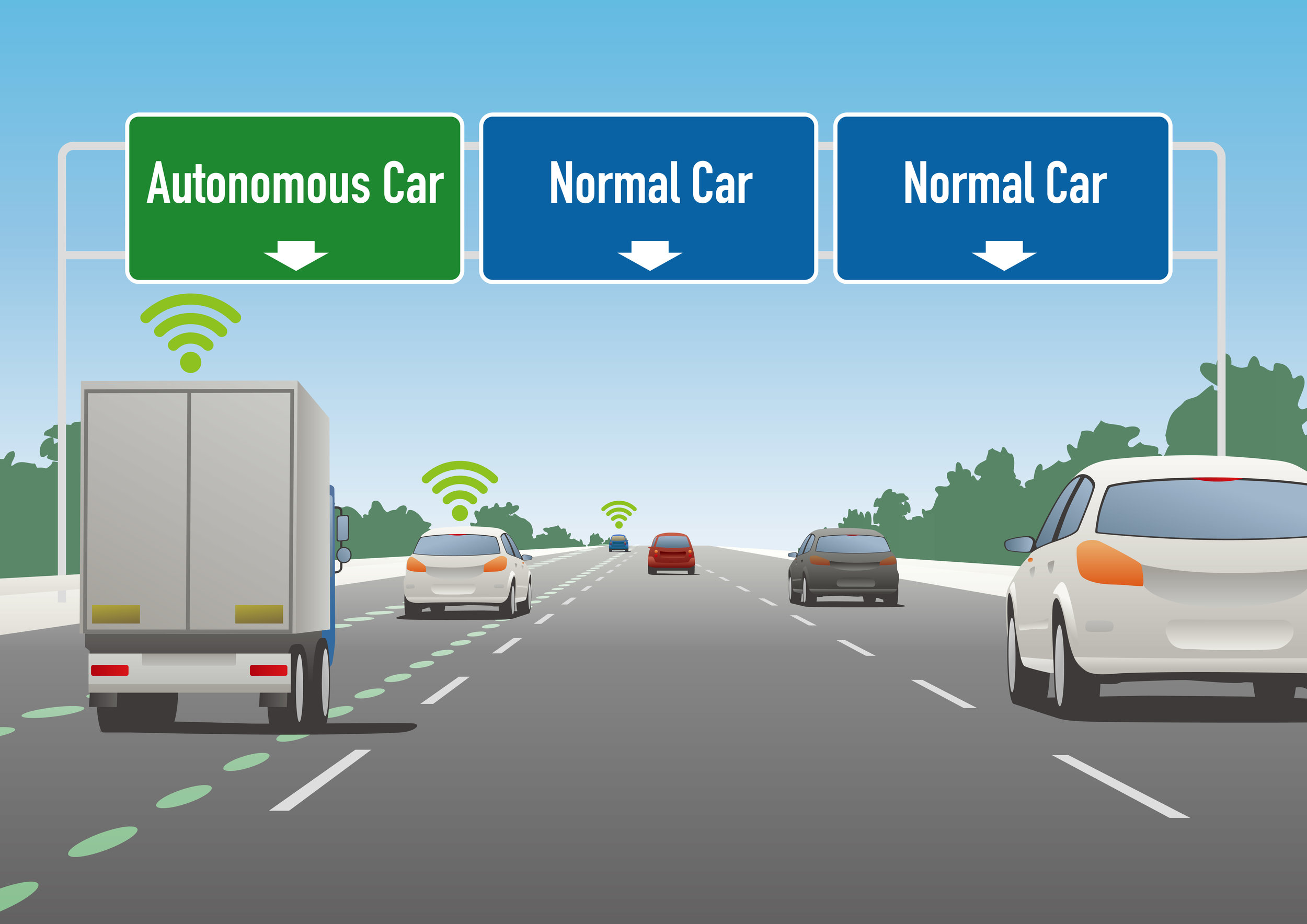 Driverless cars will be here sooner than you think... are you ready for them?