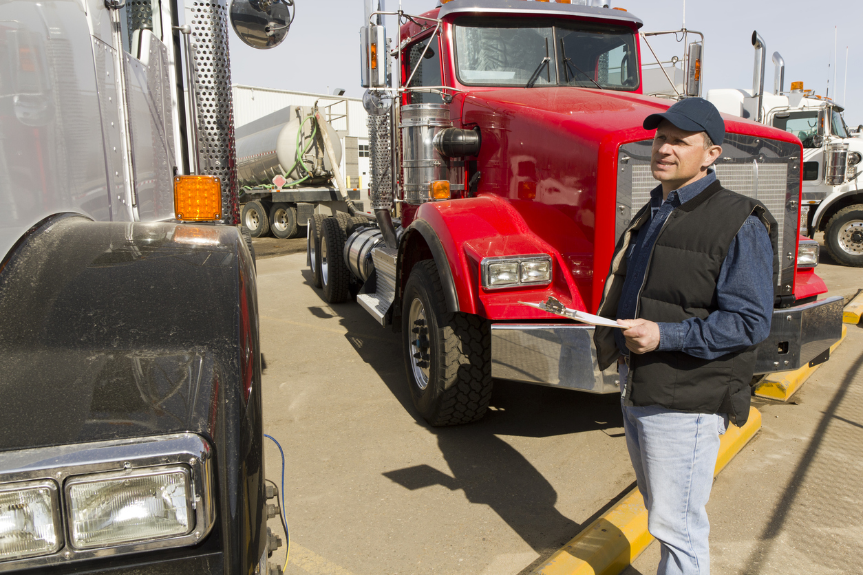 Truck inspection by the CVSA led to more violations in 2016