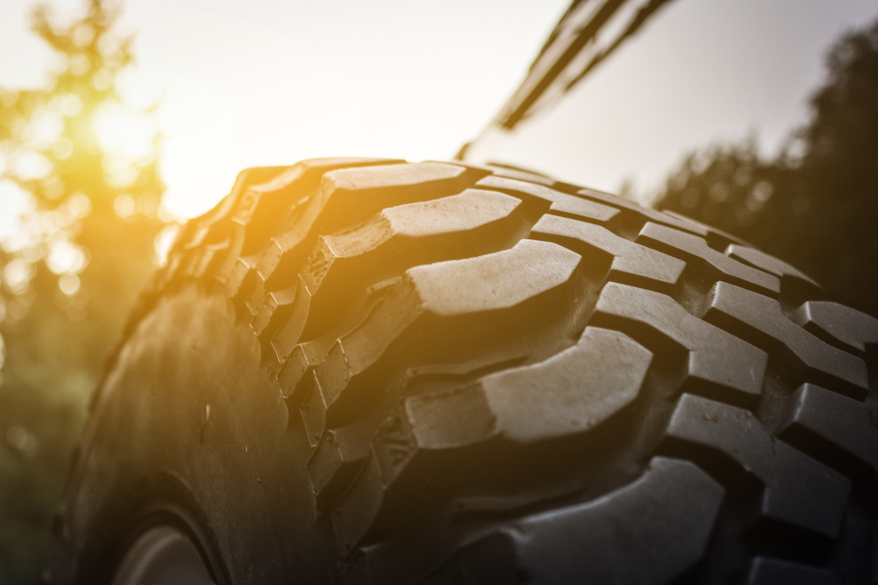 There's a truck recall related to Goodyear tires
