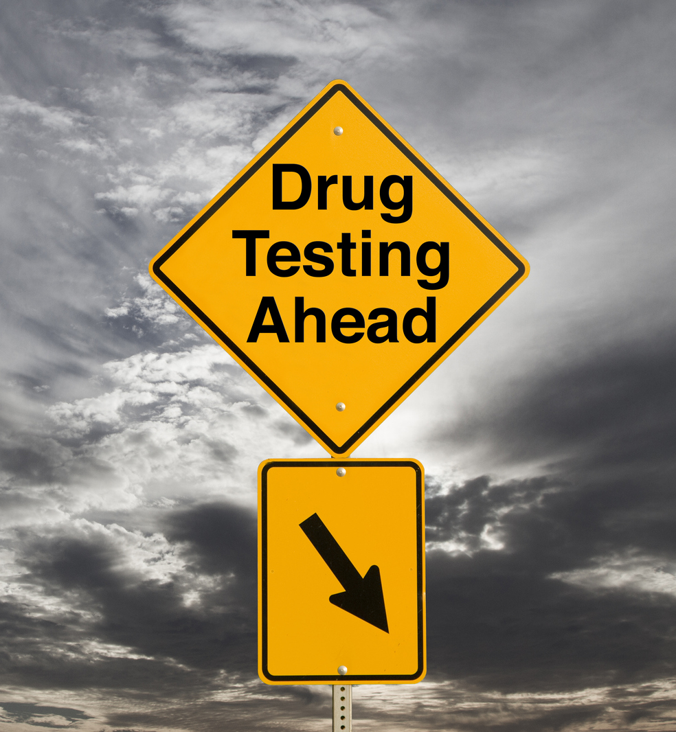 Truckers employed by carriers will continue to be randomly drug tested at a 25% rate.