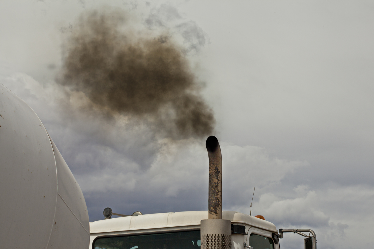 The EPA wants further emissions reductions for trucks