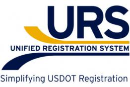 Unified Registration System by the FMCSA