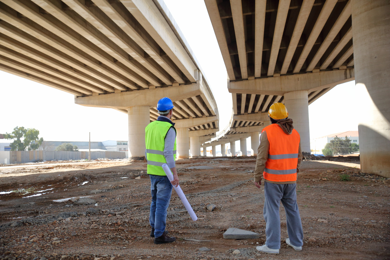Commercial trucking big shots discussed infrastructure plans
