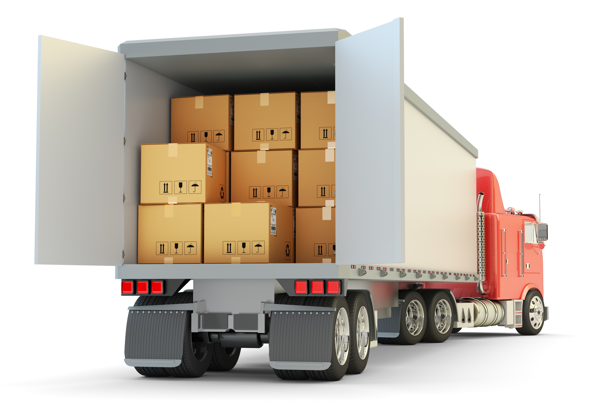 Truck cargo theft might be especially high this 4th of July