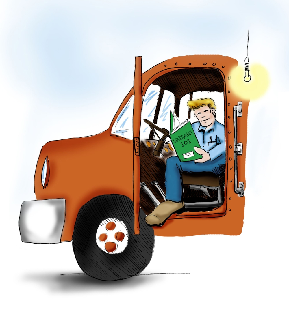 Understand all of the trucking insurance coverages