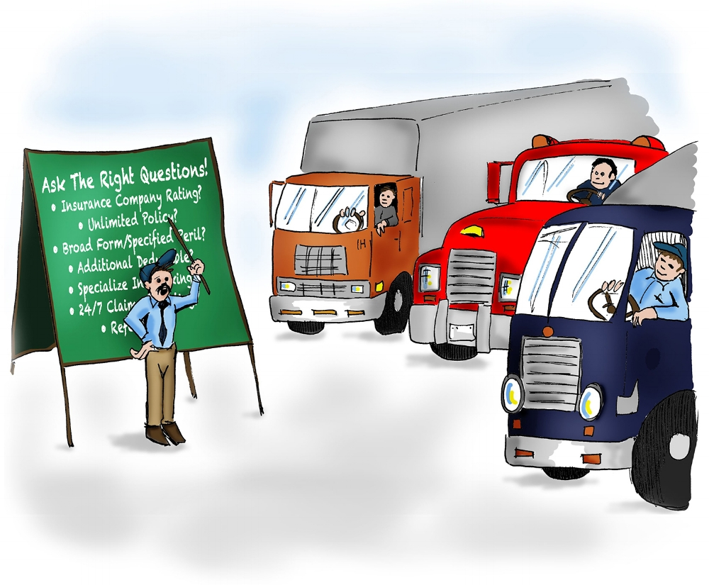 Questions for Semi Truck Insurance Quotes