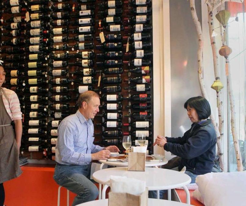 Crains    A la carte: Bay Area offers full menu of food pop ups