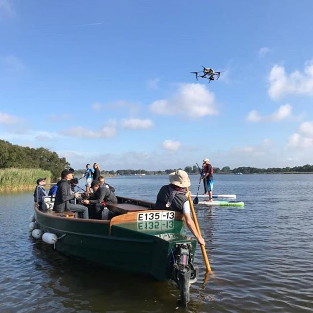 We had a great day filming @secretsupnorfolk  on the #NorfolkBroads for an exciting project.... (watch this space) with #IMG 🚣♂️ #drones #Inspire2 #aerialphotography #EastofEngland #naturalengland