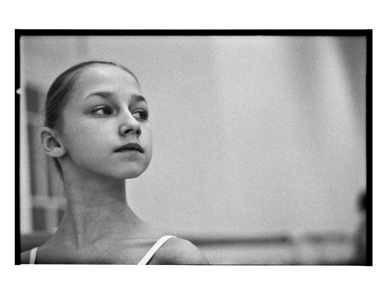 The beautiful and talented Tatiana.