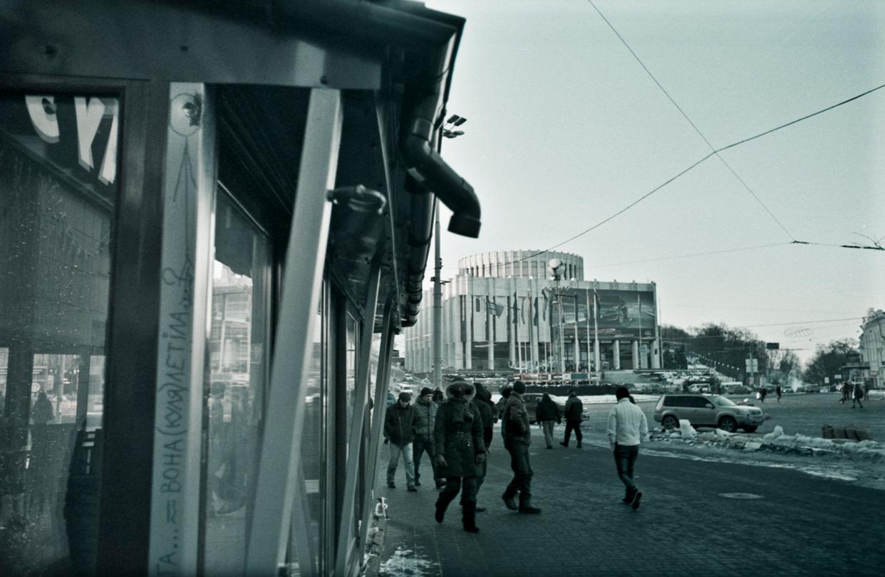 © Sam Asaert - Ukrainian House