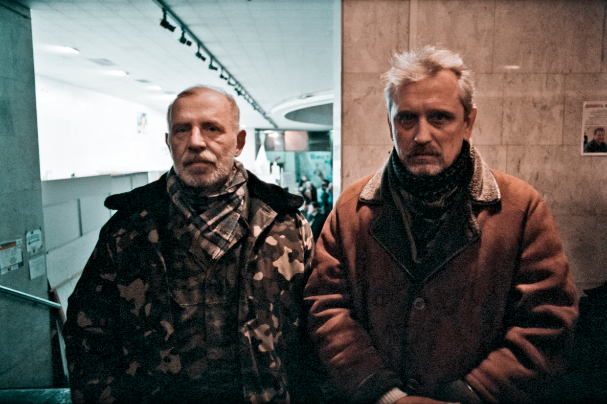 © Sam Asaert - Igor & Aleksander
