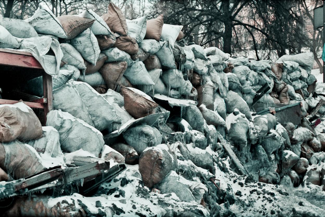 © Sam Asaert - The Barricade