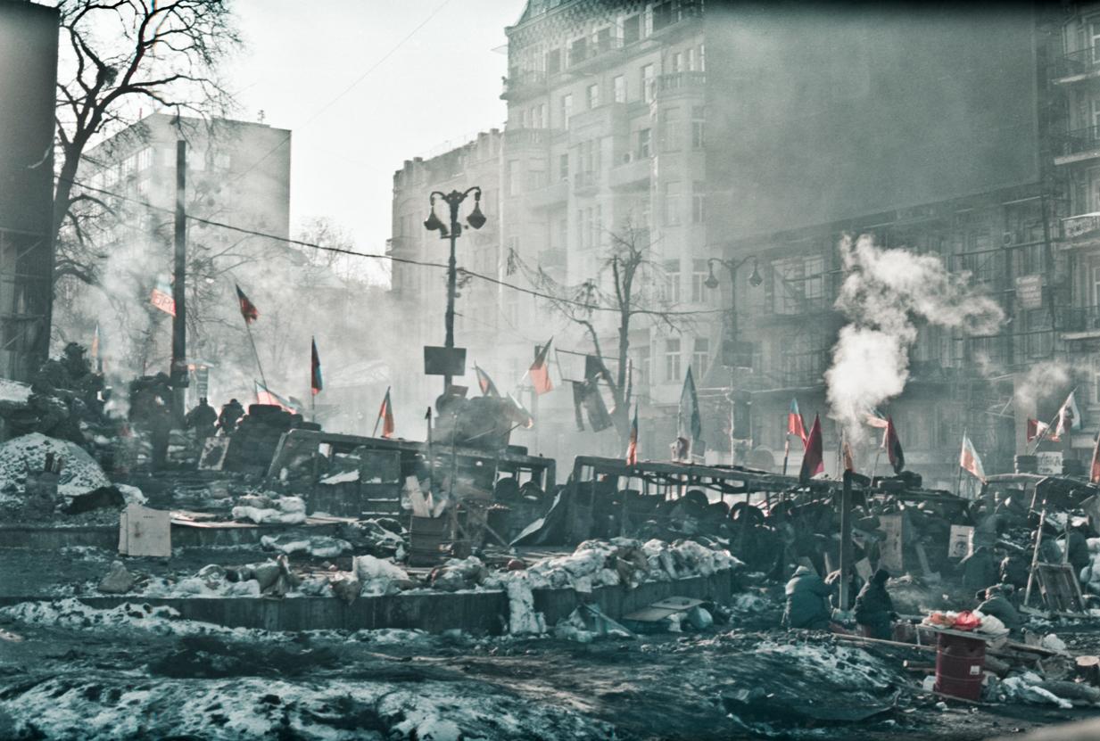 © Sam Asaert - Khrushevskovo Barricade