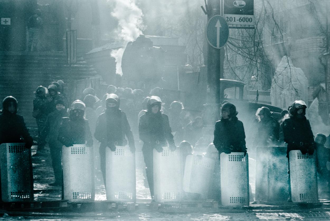 © Sam Asaert - Shields in the ice