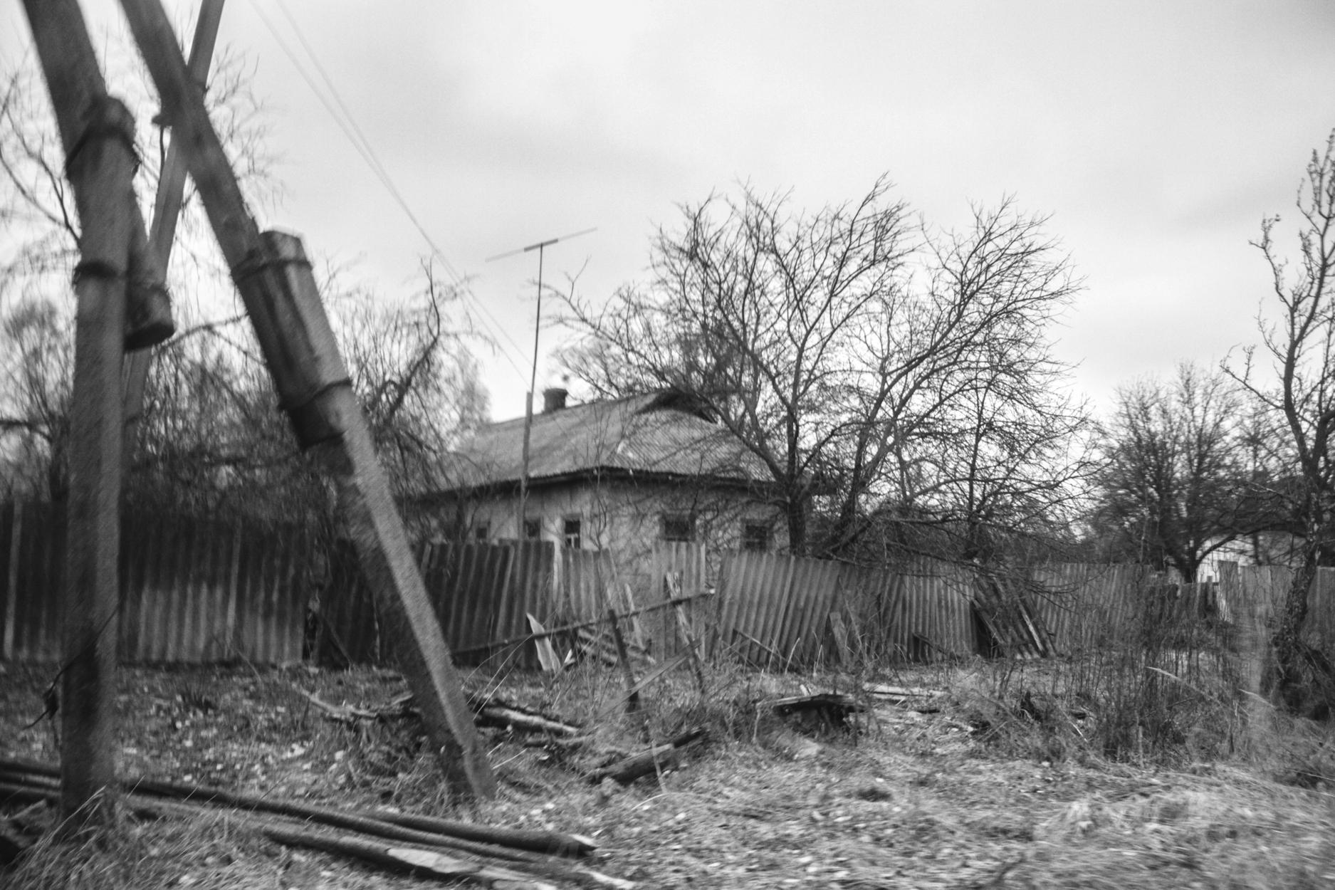 Outskirts of Paryshev Village © Sam Asaert - 2011.jpg