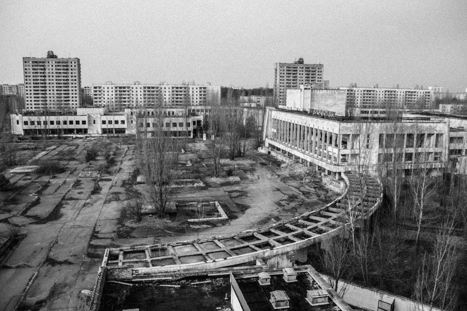 The abandonned city of Prypiat © Sam Asaert - 2011.jpg