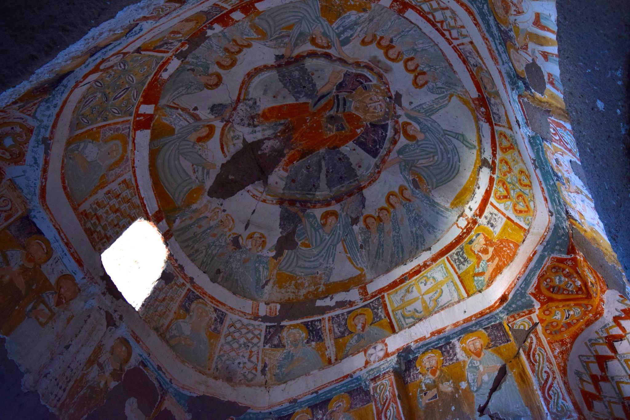 Agacalti Kilise, or  Church Under the Tree