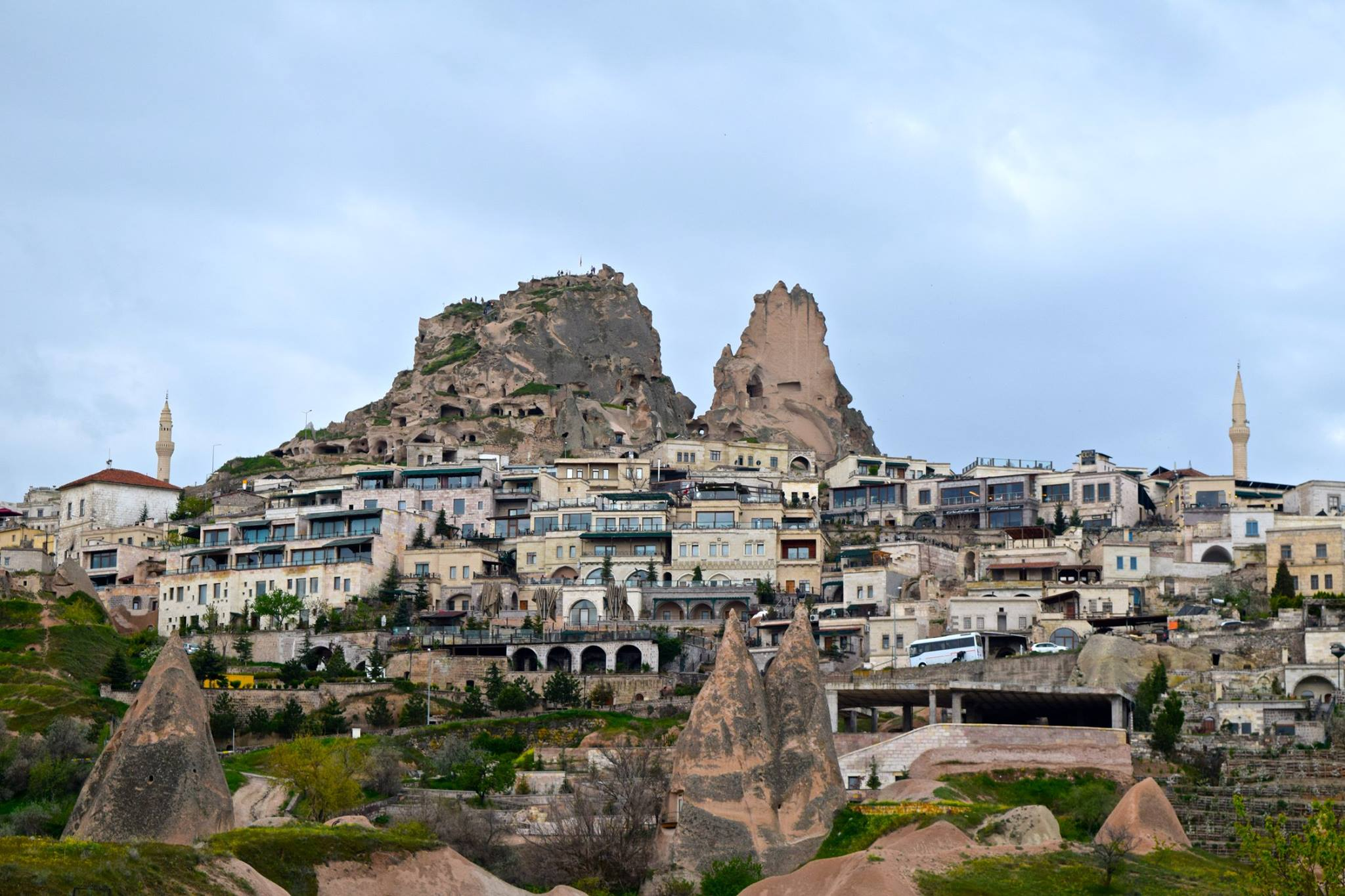 Pigeon Valley in Uçhisar, Cappadocia