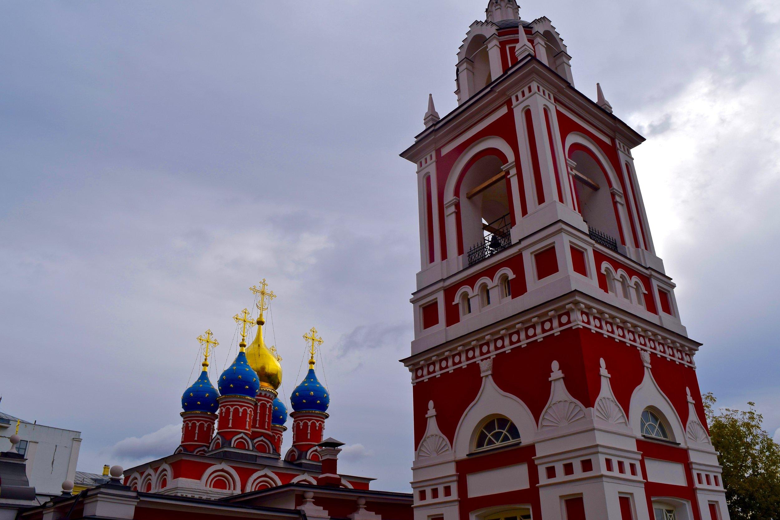 Church of St. George & Znamensky Monastery