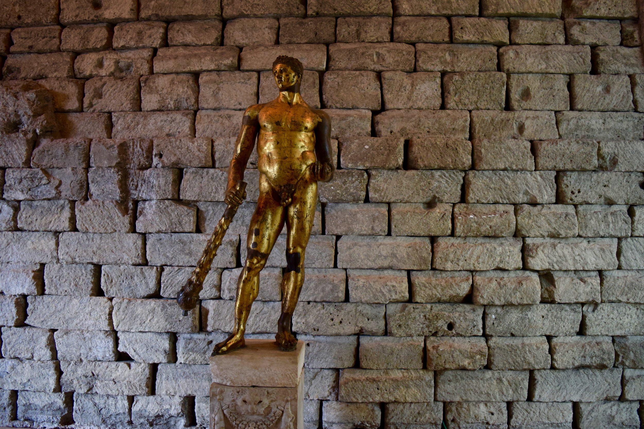Reconstrucción del Templo del Capitolio Júpiter