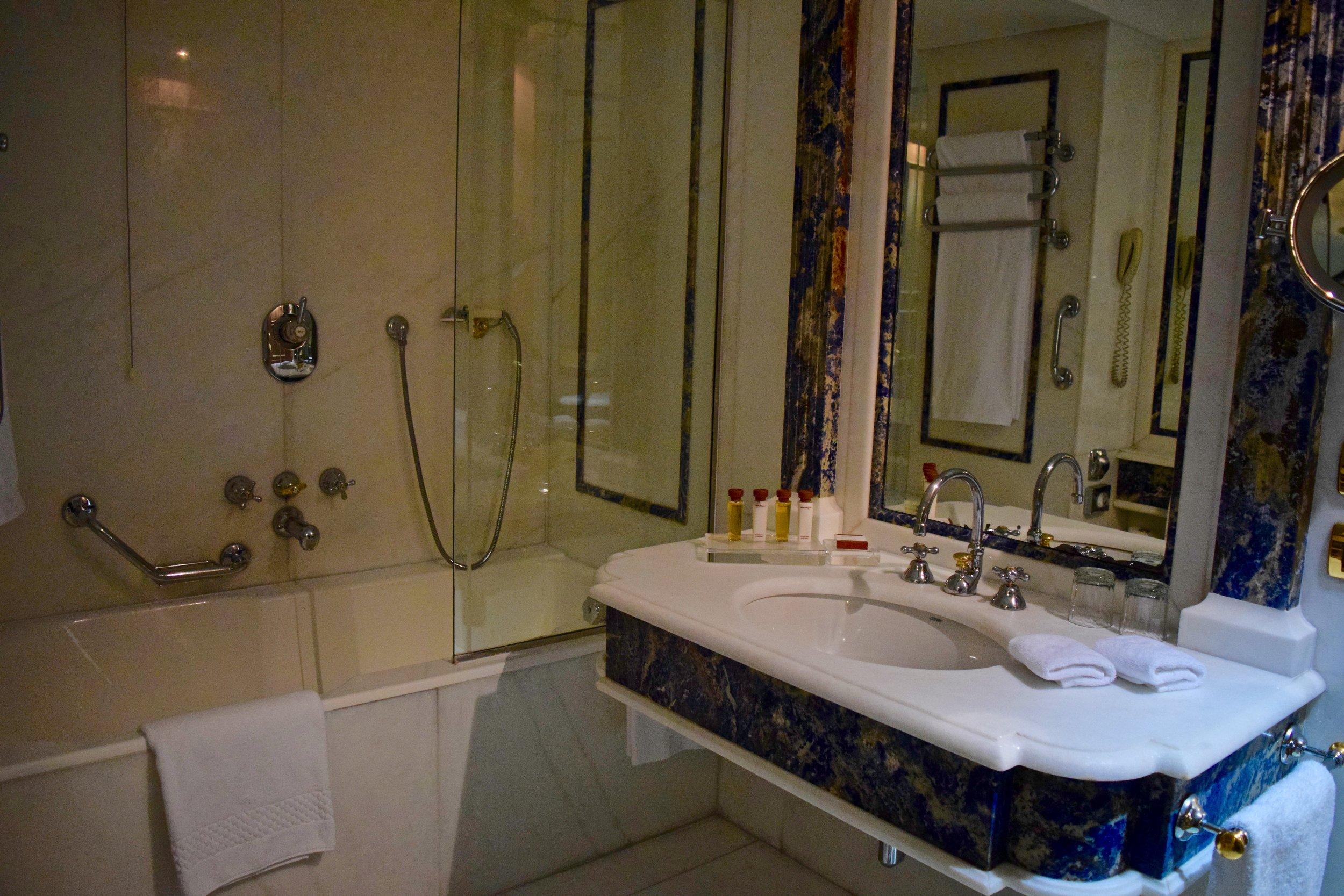 Imperial Room Bathroom
