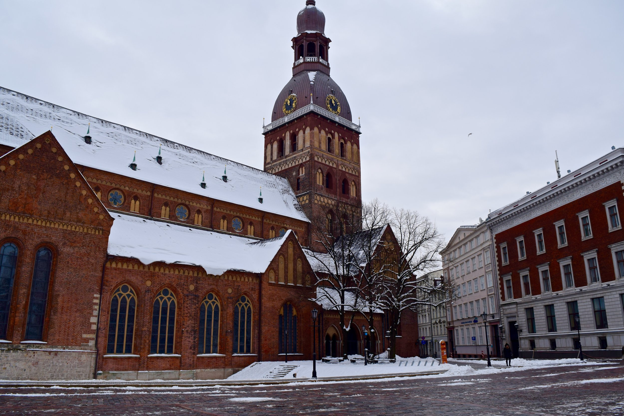 Riga Dome Cathedral