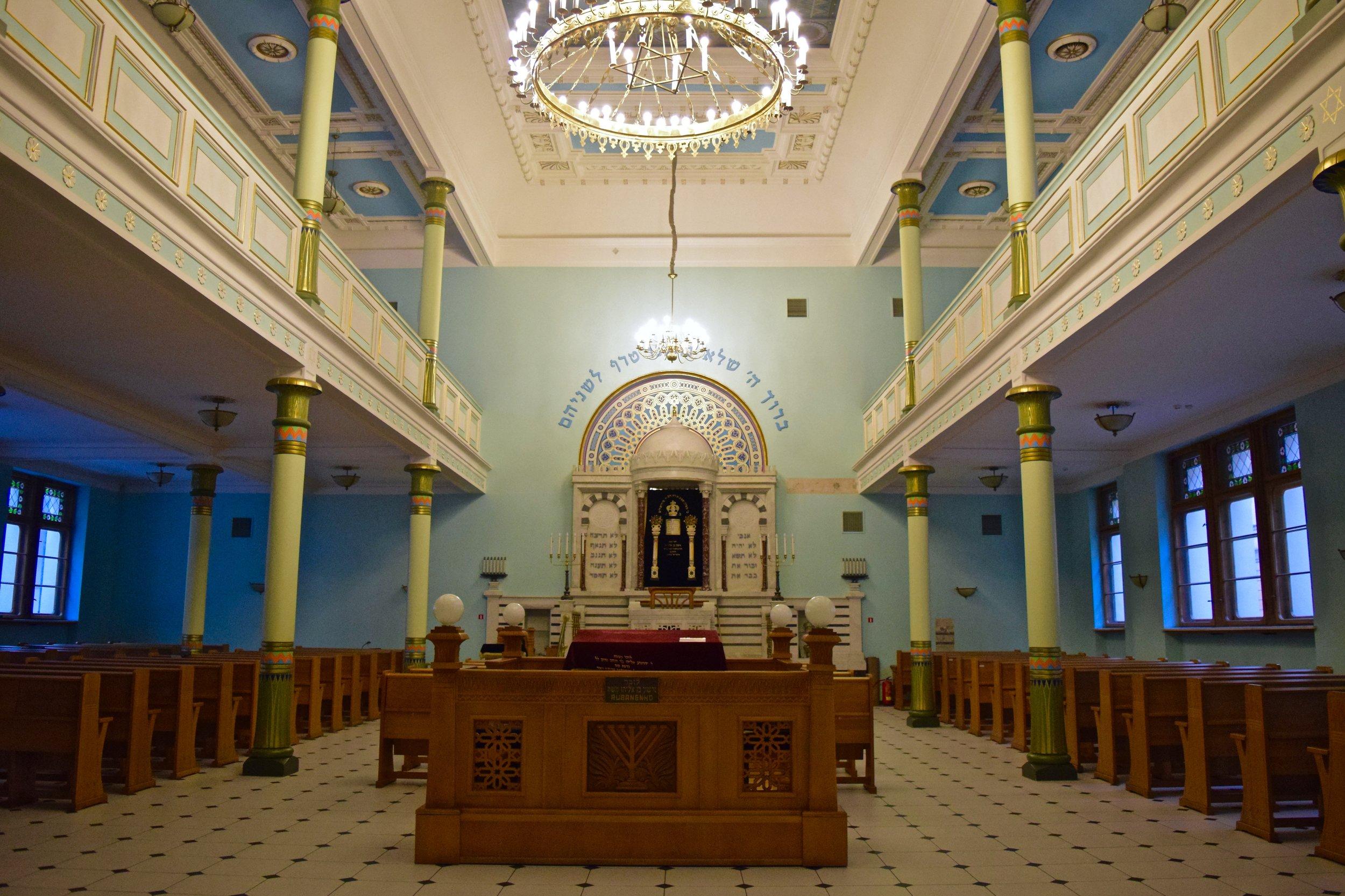 Peitav-Shul Synagogue