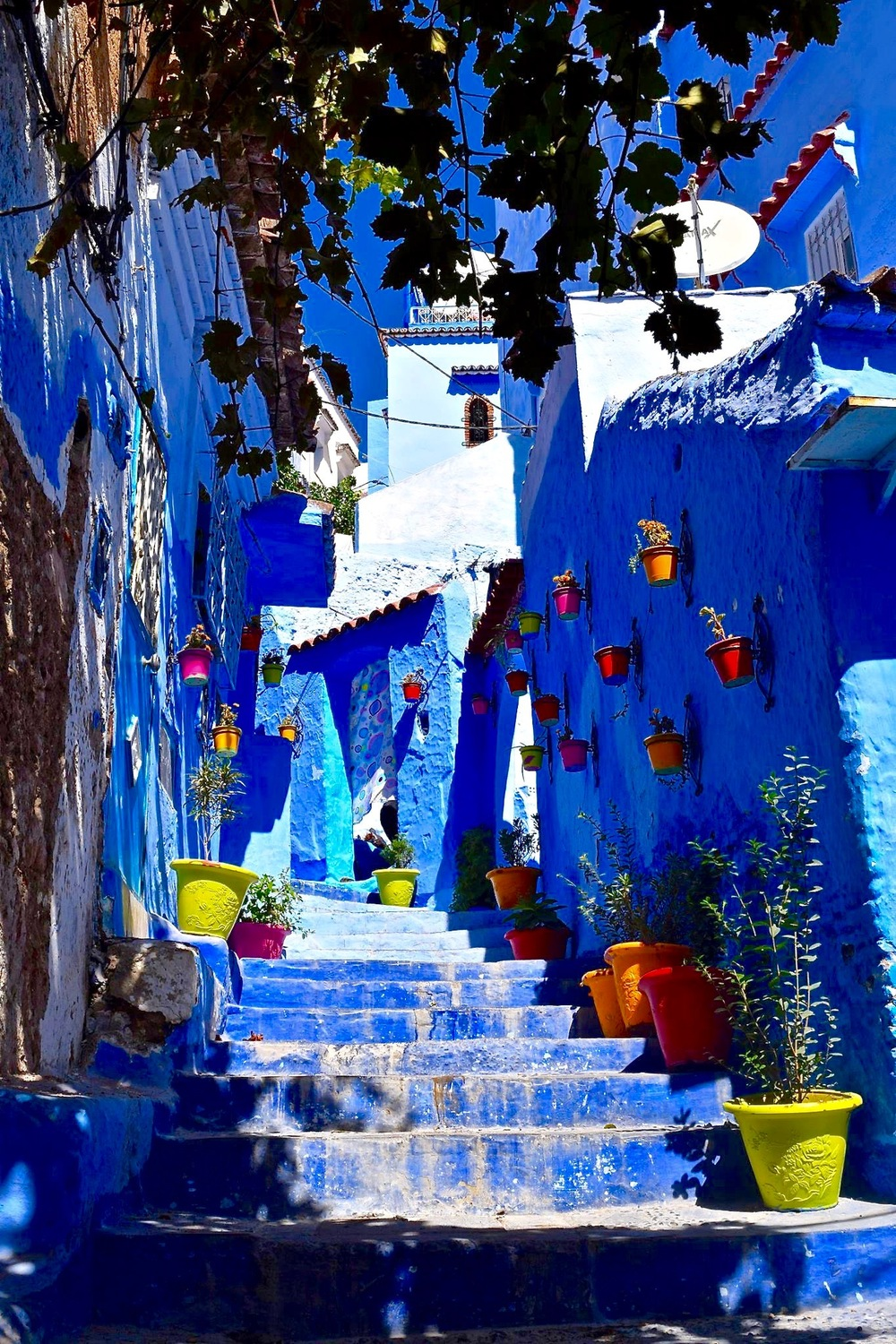 Chefchaouen Highlights Of The Blue City Arw Travels