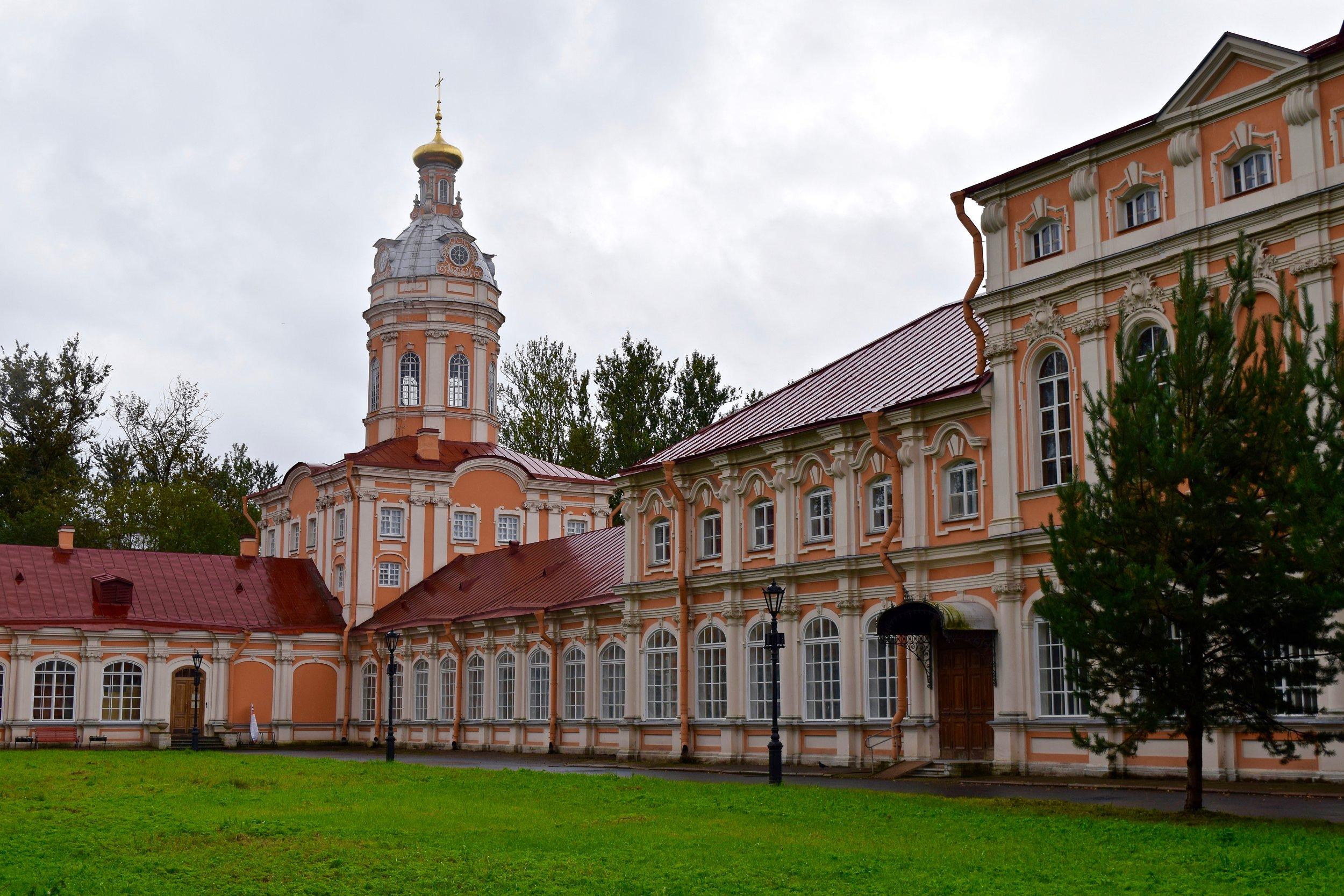 Monasterio de Alexander Nevsky