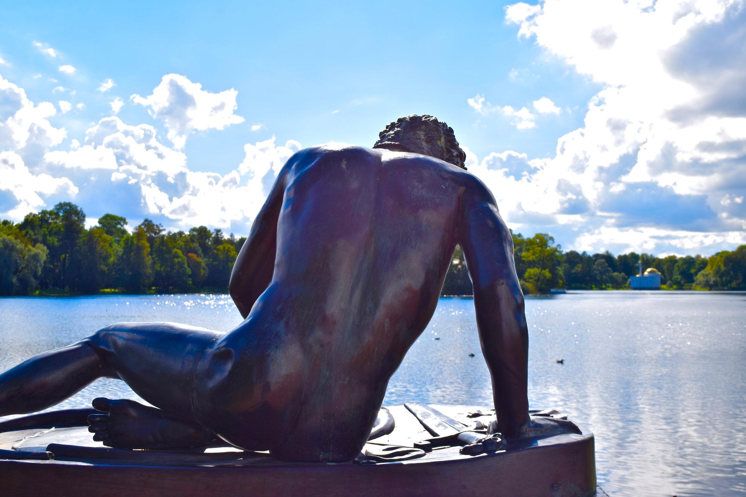 Lake in Catherine Park