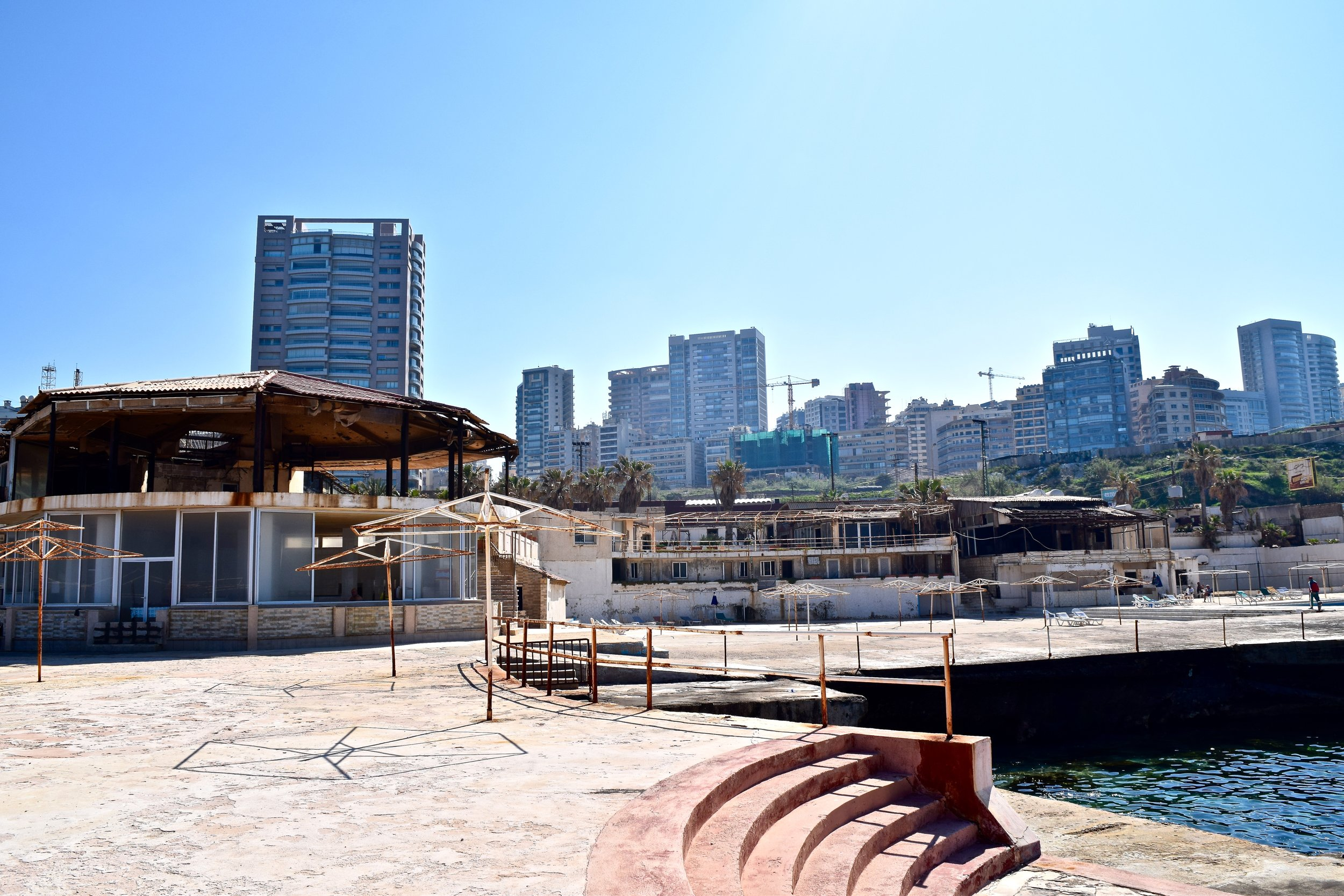 Sporting club in Beirut