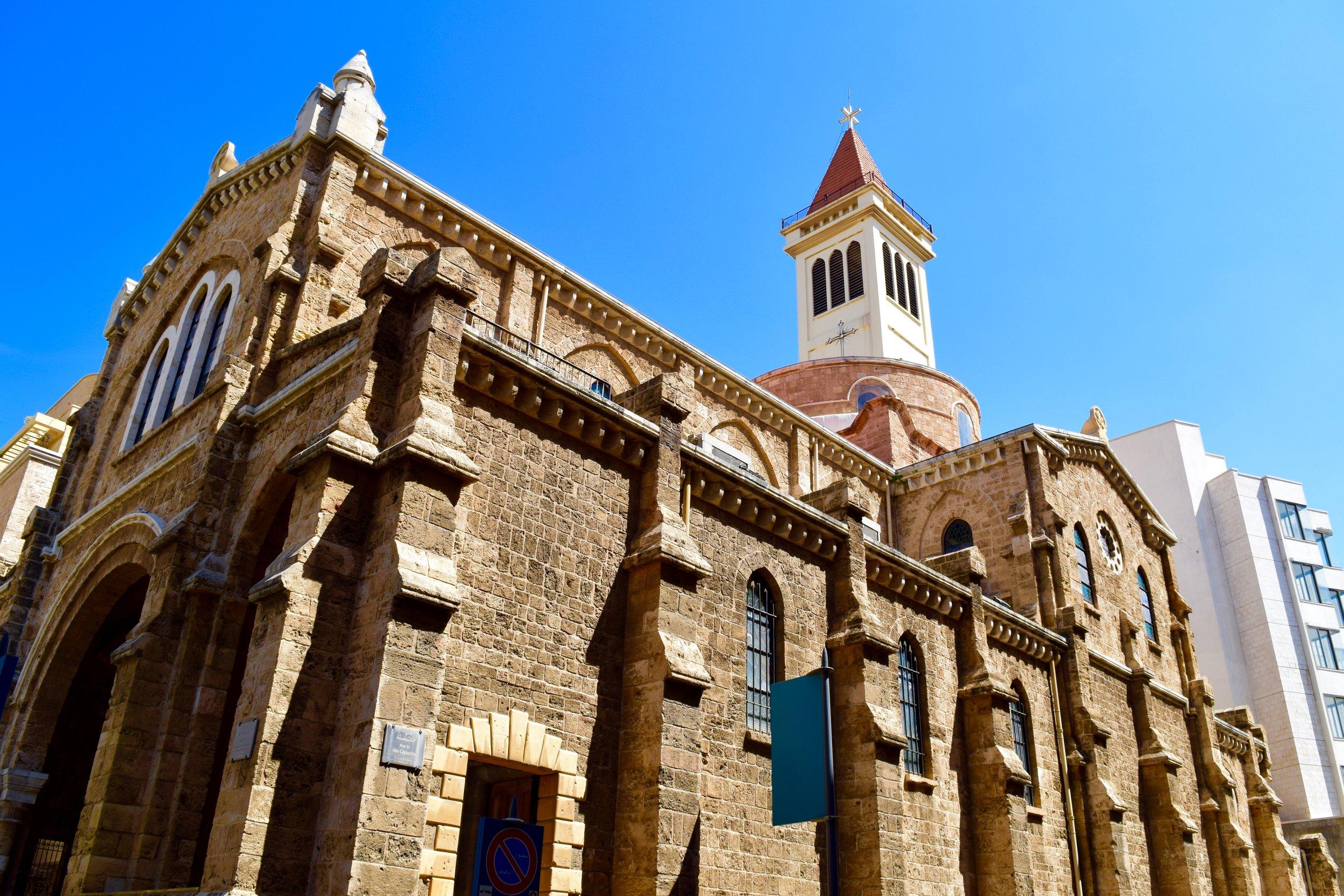 St. Louis Capuchin Church