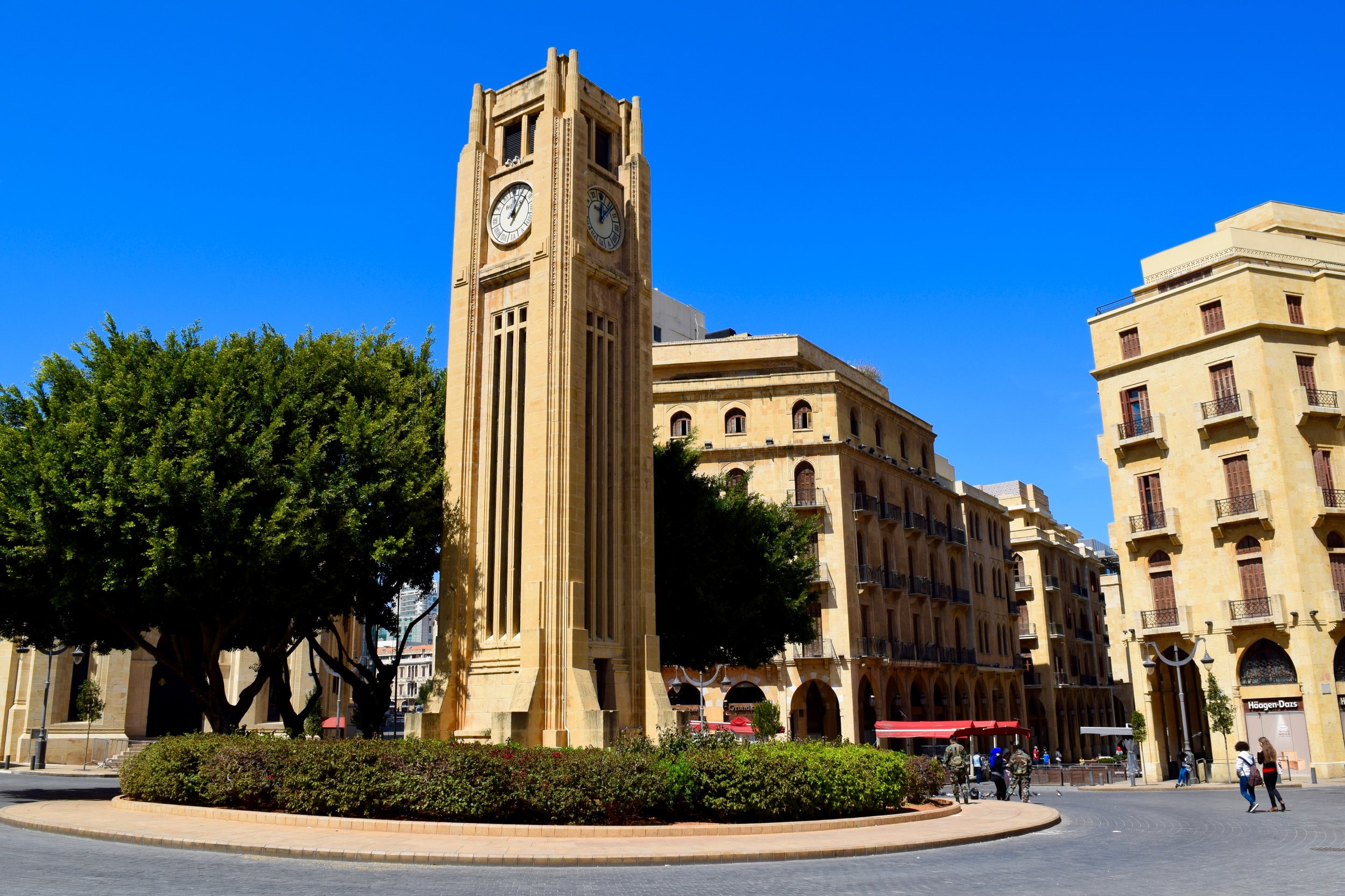 Beirut Clock Tower